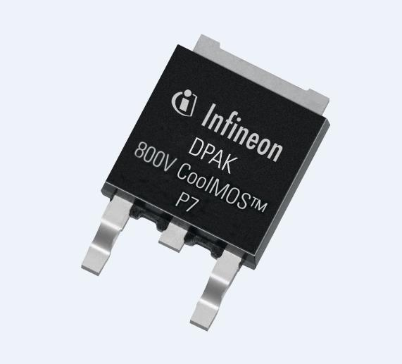 英飞凌800 V CoolMOS™ P7系列设立效率和散热性能的新基准