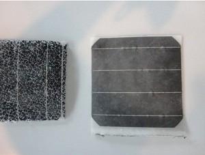 太阳能电池板再生处理:低成本玻璃分离技术