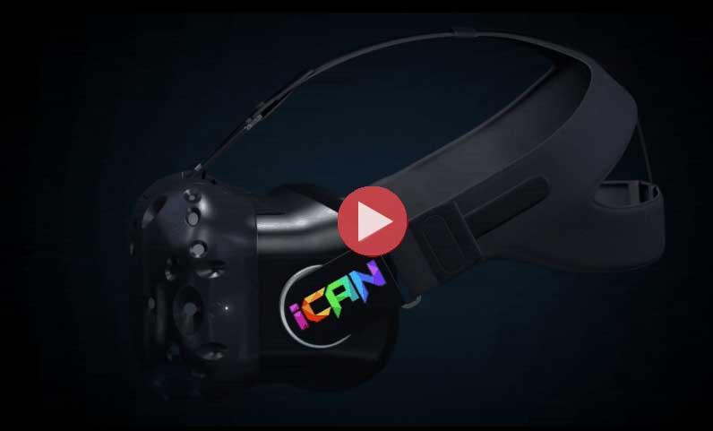"""第十屆國際ican創新創業大賽VR/AR行業賽暨首屆""""紅谷灘杯""""VR/AR創新創業大賽"""