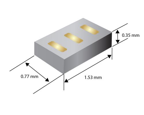 借助新型60V FemtoFET MOSFET缩小工业元件占位面积