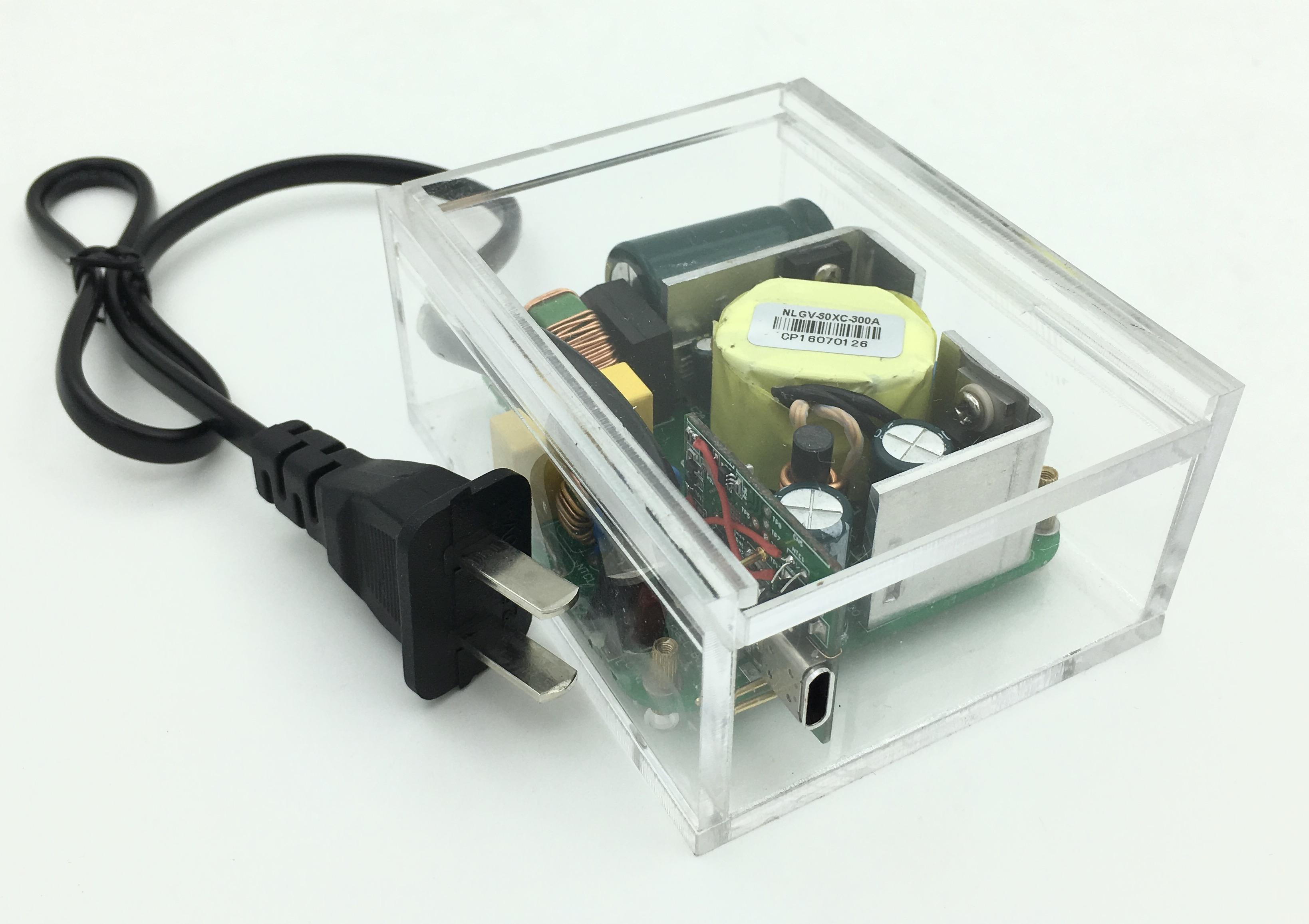 安富利推出全新电源适配器解决方案,支持USB PD 3.0