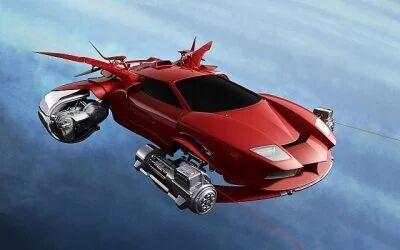 全球第一款會飛的汽車將于2018年發布上市