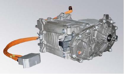 新能源电机应用最多的类型:如交流异步电机