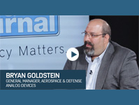 了解Bryan Goldstein——ADI ADEF业务部门总经理