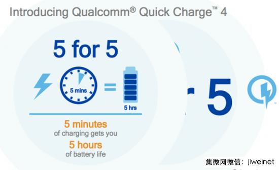 高通发布第四代超快速充电技术:Quick Charge 4