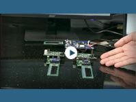 光伏能量采集为无线传感器节点供电
