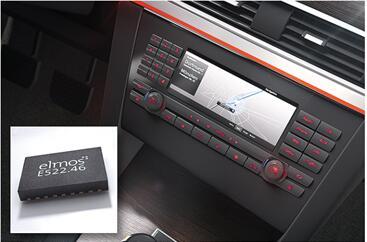elmos推出可编程LED驱动器,实现智能欢迎界面
