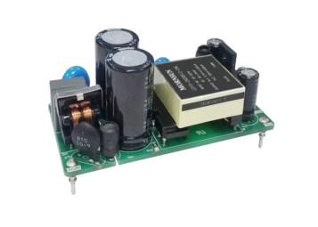57-528VAC超宽压输入三相四线AC/DC电源模块LO10-26D0512-04L
