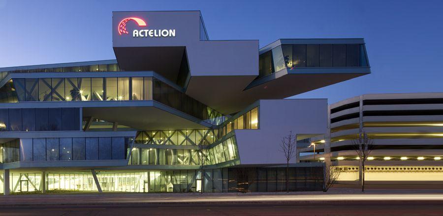医疗巨头强生计划200亿美元收购瑞士Actelion公司