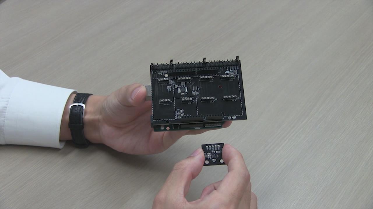 ROHM传感器评估套件使用入门 - 加速度传感器篇