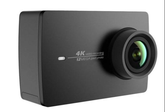 CES 2017:小蚁4K@60fps运动相机将亮相