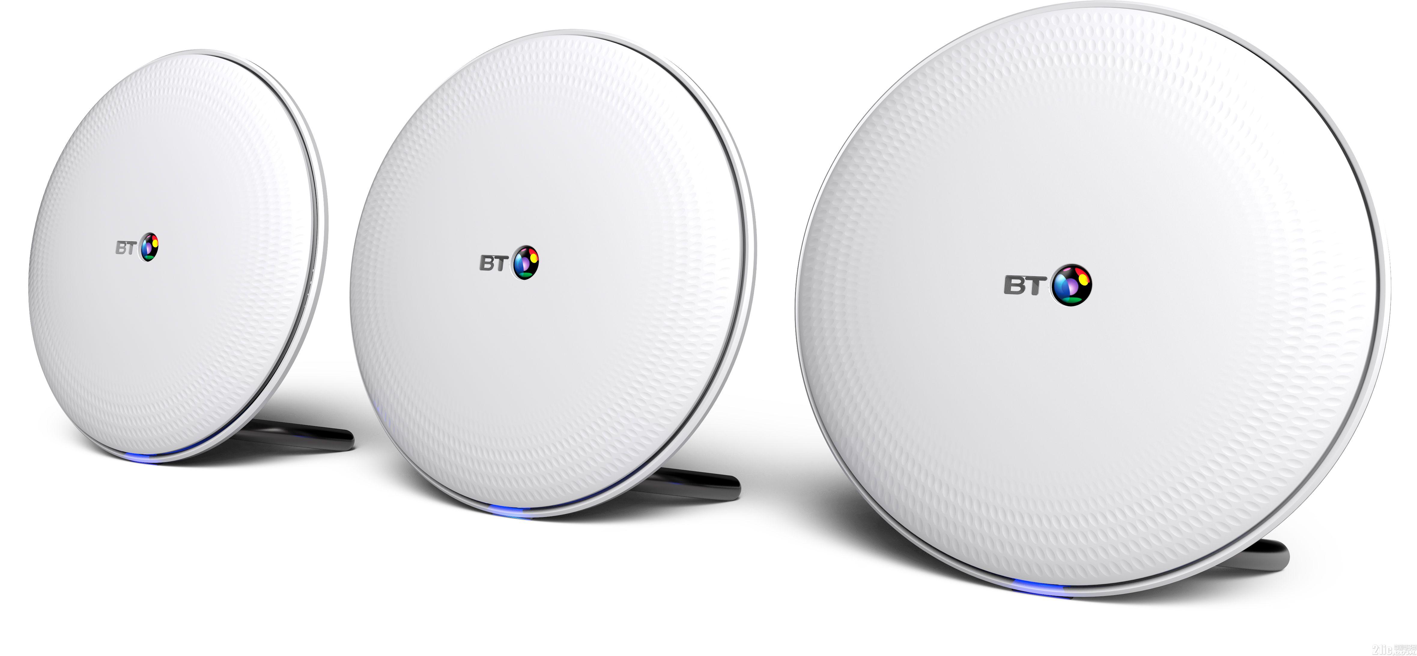 联发科技与英国电信携手推出家庭无线信号全覆盖方案