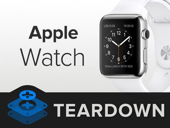 拆解AppleWatch:苹果设计有经验 想模仿不简单