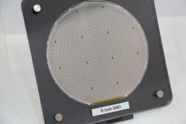 SiC(碳化硅)晶圆    SiC(碳化硅)晶圆