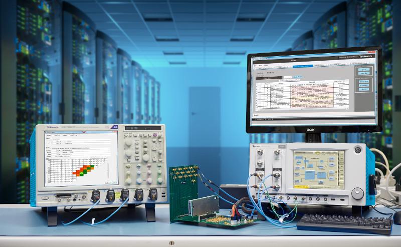 业内第一台支持32Gb/s协议识别的误码率测试仪, 简化第四代标准接收机测试