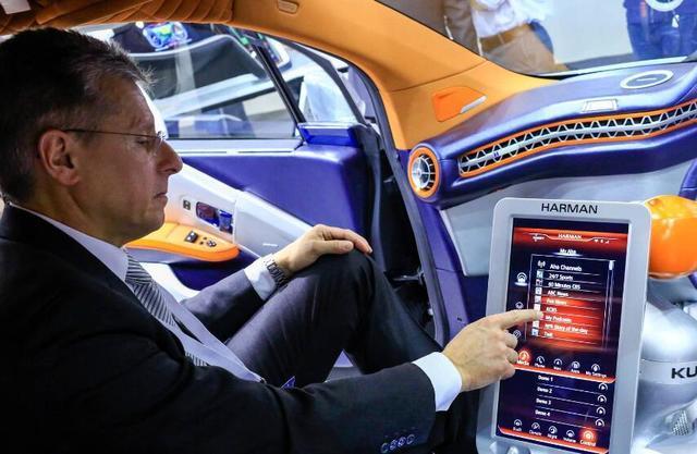 三星80亿美元收购美汽车零部件巨头哈曼获批
