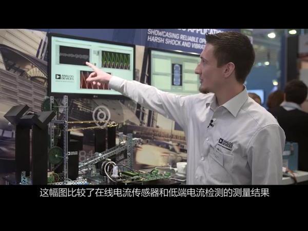 电机控制应用中的TMR位置和电流检测