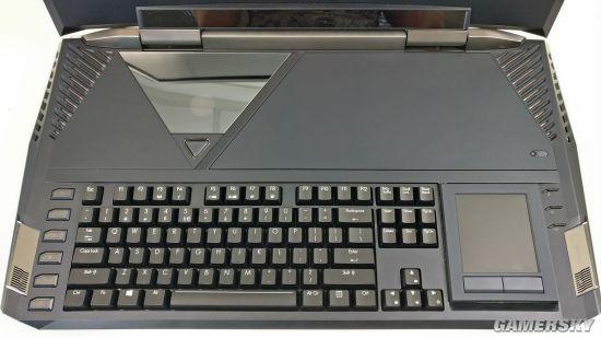 宏碁21寸双1080显卡笔记本拆解 硬件升级空间充裕