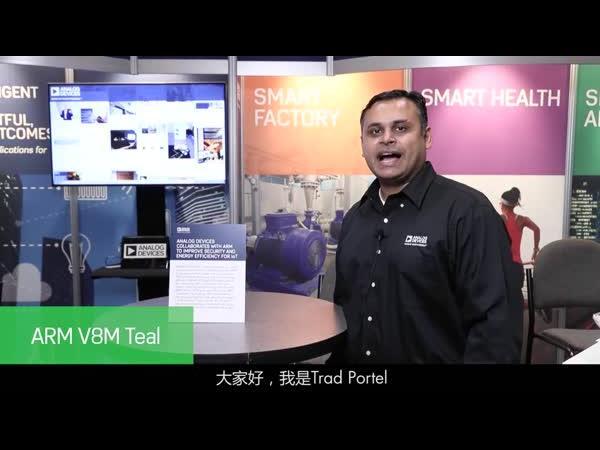 ADI公司与ARM携手打造物联网器件