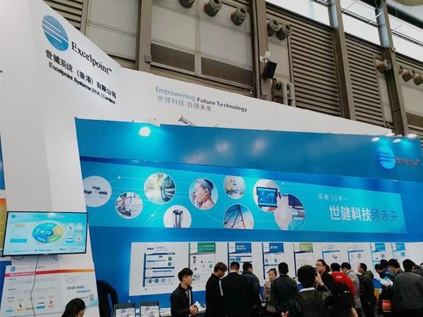 世健系统携多款方案华丽亮相2017慕尼黑上海电子展