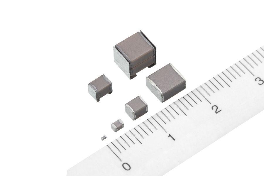 积层陶瓷电容器C0G特性树脂电极产品及带金属端子的迭容新系列产品投入量产