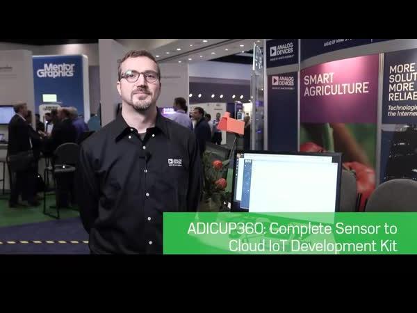 ADICUP360——从传感器到云的完整物联网开发套件