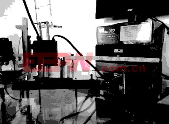 图11 舵机转动模块机械手臂