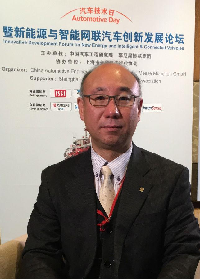 京瓷携汽车和手机方案登陆上海慕展