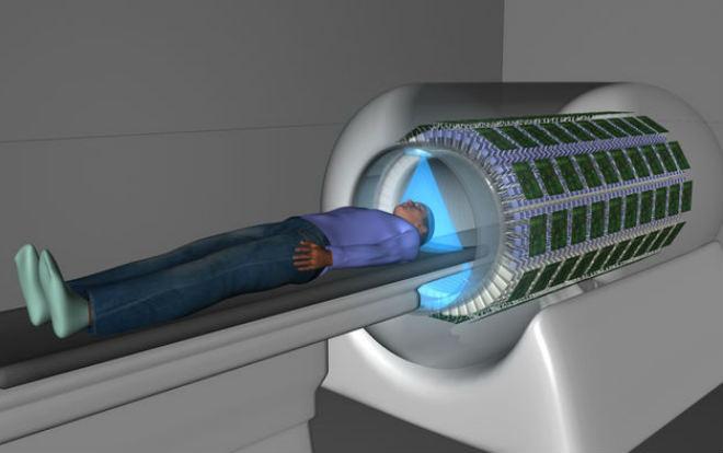 世界上首台全身PET扫描仪有望助于药物研发