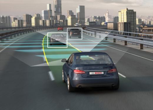 无人驾驶技术竞赛使各大汽车公司联盟复杂化