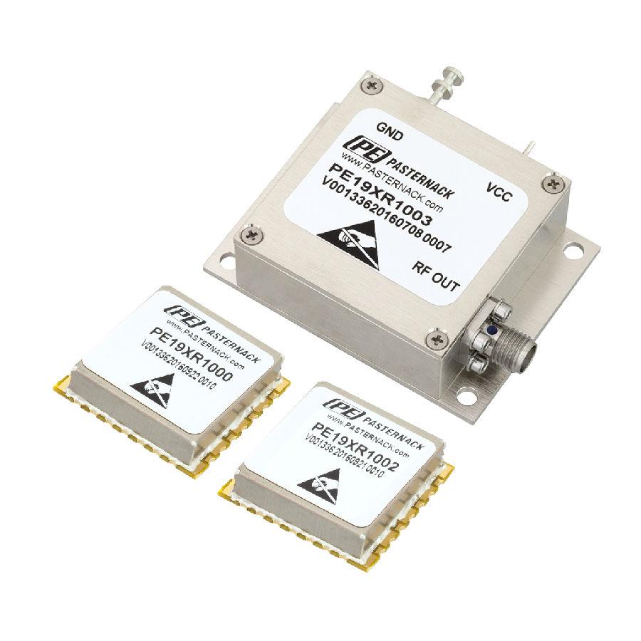 Pasternack推出输出频率为10MHz,50MHz和100MHz的新型自激基准振荡器