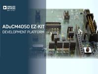 ADuCM4050 EZ-Kit开发平台