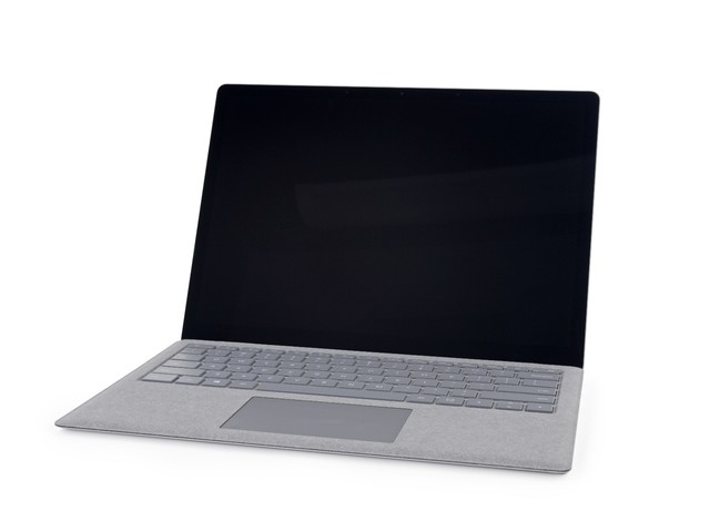 Surface Laptop定妆照