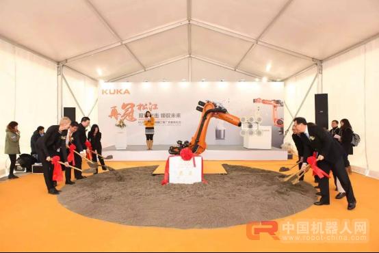 机器人巨头盯紧中国工业4.0商机,纷纷扩建工厂增加产能