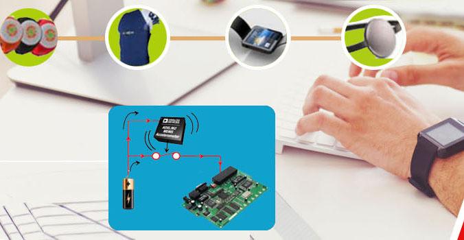可穿戴设备中的传感器应用需求及发展趋势