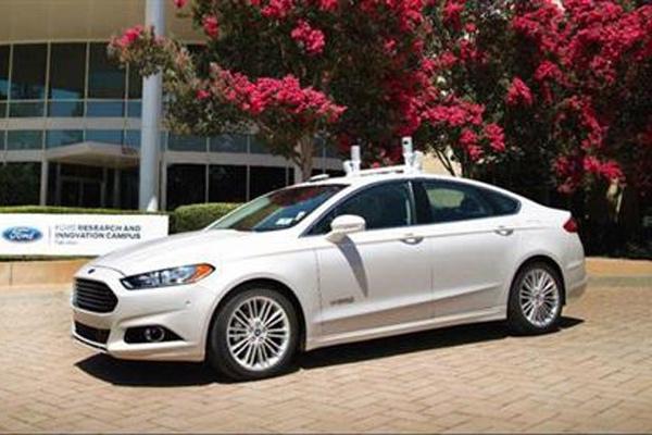 福特前高管优步回归 负责无人驾驶