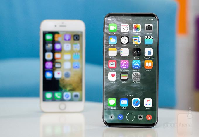 iPhone 8或采用指纹扫描屏幕 再次引起手机安全革命