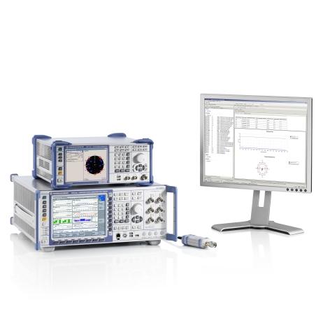 罗德与施瓦茨和联发科技携手发布世界上第一个基于A-Beidou定位服务(LBS)的测试解决方案