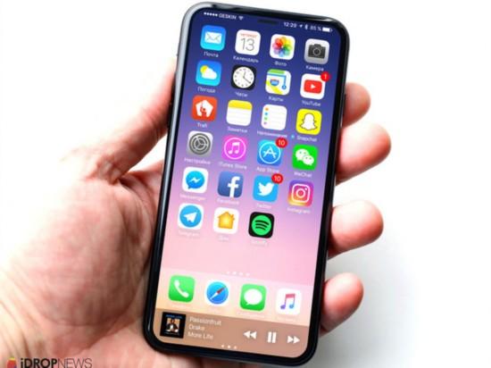 OLED面板供货不足 iPhone8将是史上最贵?