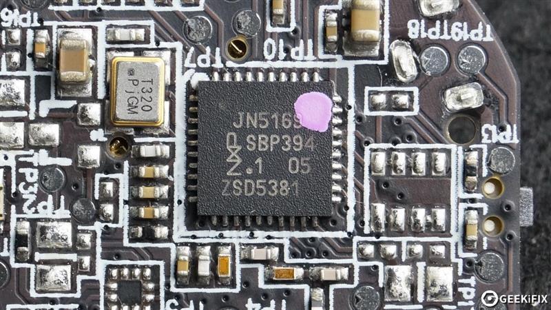 小米温湿度传感器拆解