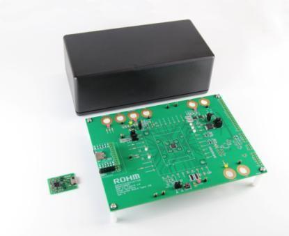 "ROHM发售支持USB Type-C的USBPD评估板""BM92AxxMWV-EVK-001"" 从移动设备到100W级的家电,从此可轻松导入USBPD"
