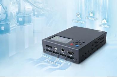 ZLG致远电子发布P800isp量产型在线编程器
