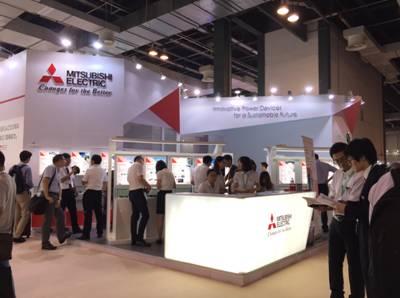 三菱电机强势出击PCIM亚洲2017展