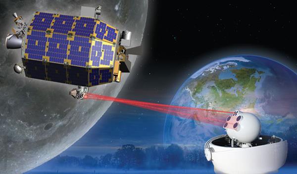 科学家开发基于激光的望远镜系统:太空接入互联网