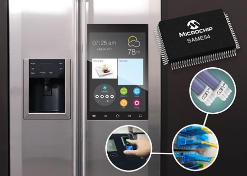 Microchip推出两款多接口的SAM单片机系列新品