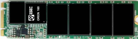 PCIe固态硬盘生力军 大心电子Orion控制器芯片