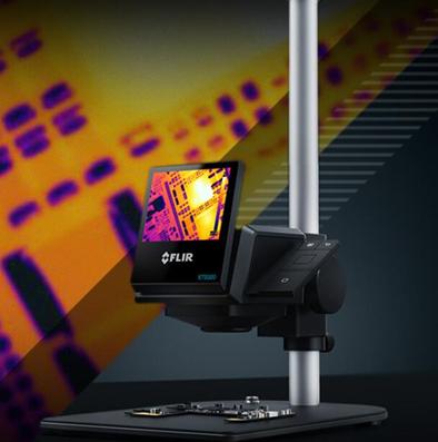 FLIR ETS320™红外热像仪,专为实验室工作而生