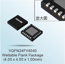 """ROHM开发出2MHz工作、业界最高降压比、60V输入2.5V输出的电源IC""""BD9V100MUF-C"""""""