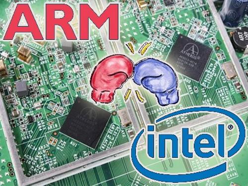 ARM抢攻英特尔服务器芯片市场 人工智能大战即将爆发