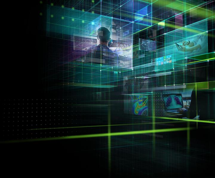 NVIDIA Quadro虚拟数据中心工作站软件助力Tesla GPU服务器变身强大的工作站